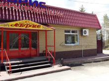 Отделка магазина цокольным сайдингом